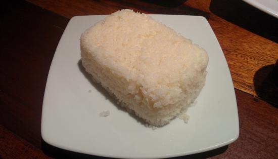 Shellharbour, Avustralya: Rice single serving