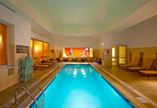 Residence Inn Pittsburgh North Shore: Indoor Pool