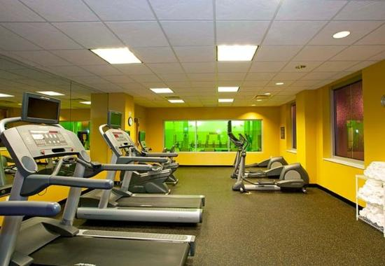 Residence Inn Pittsburgh North Shore: Fitness Center