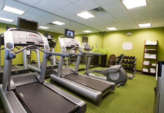 Fairfield Inn & Suites Houston Conroe: Fitness Center