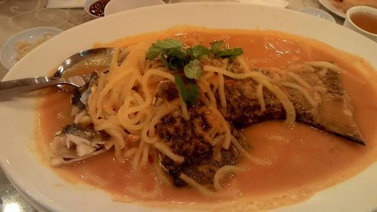 Butterworth, Malezya: Assam Fish