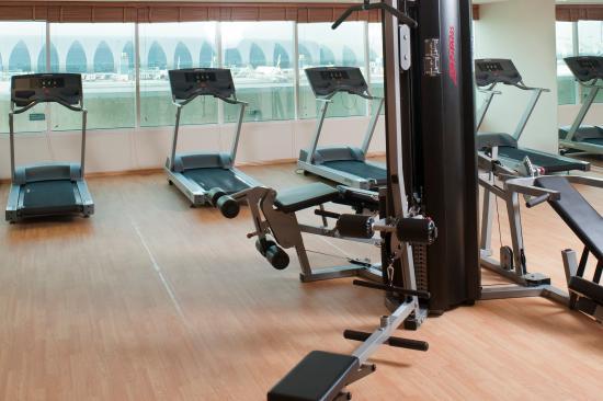Holiday Inn Express Dubai Airport: Fitness Centre