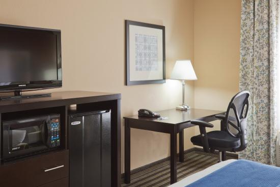 Colombia, TN: King Bed Guest Room