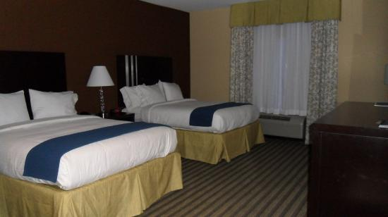 Columbia, TN: Double Bed Guest Room