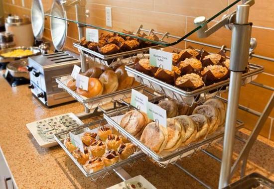 Wenatchee, WA: Complimentary Breakfast