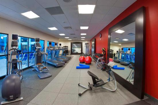 DoubleTree Resort by Hilton Hotel Lancaster: Fitness RM