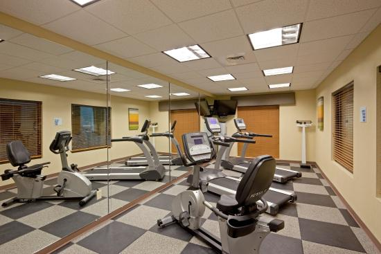 Malone, NY: Fitness Center