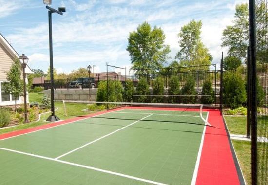 Colchester, VT: Sport Court
