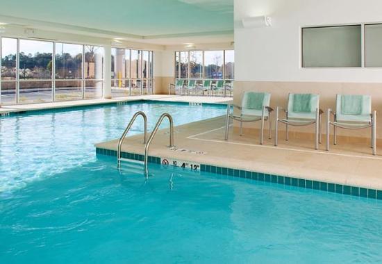 SpringHill Suites by Marriott Macon : Indoor Pool