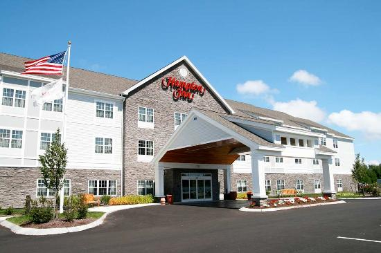 Welcome to the Hampton Inn Ellsworth/Bar Harbor