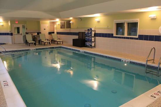 Ellsworth, ME: Indoor Pool