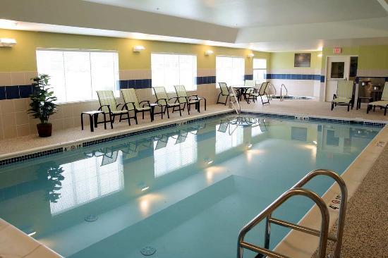 Ellsworth, ME: Indoor Heated Pool