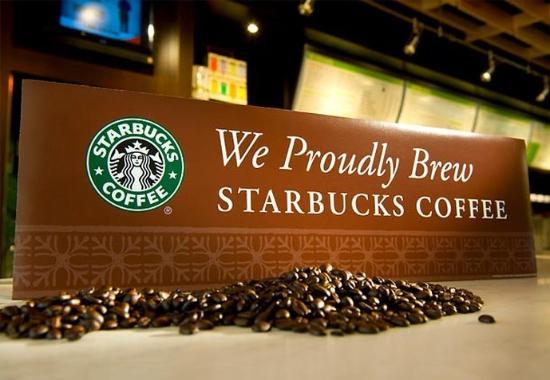 McDonough, جورجيا: Starbucks Coffee