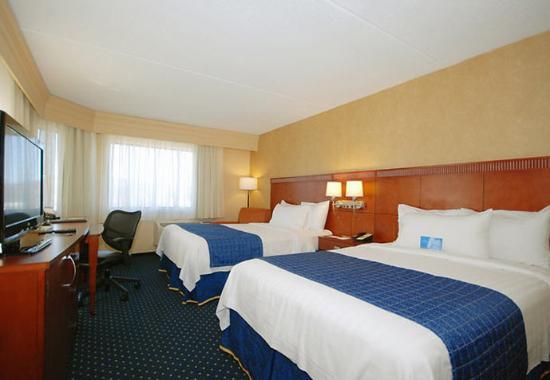 Revere, ماساتشوستس: Double/ Double Guest Room