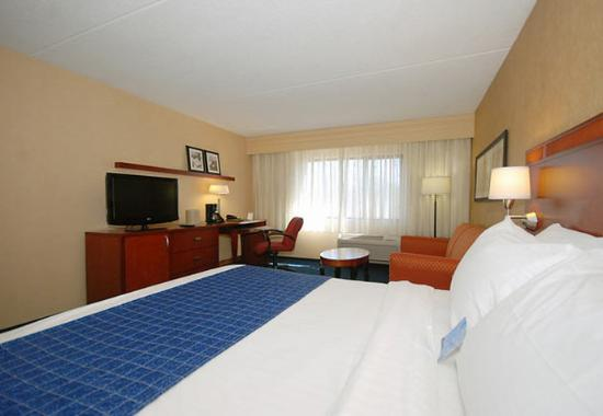 Revere, ماساتشوستس: King Guest Room