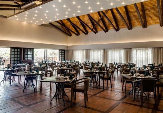 Skukuza, Sudáfrica: Dining Area - Kudyela Restaurant
