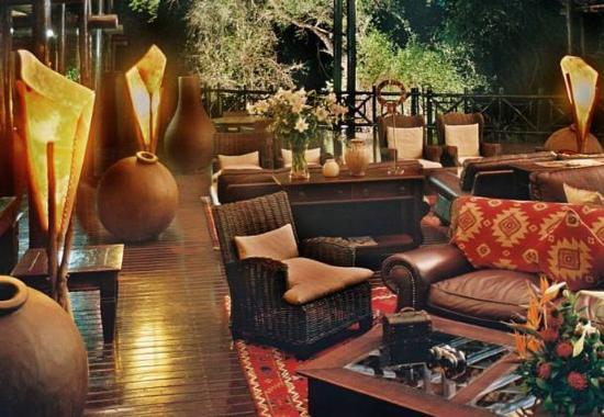 Skukuza, Sudáfrica: Reception Lounge