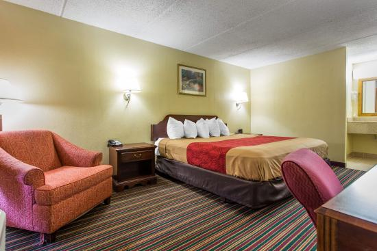 Conley, Джорджия: Guest Room