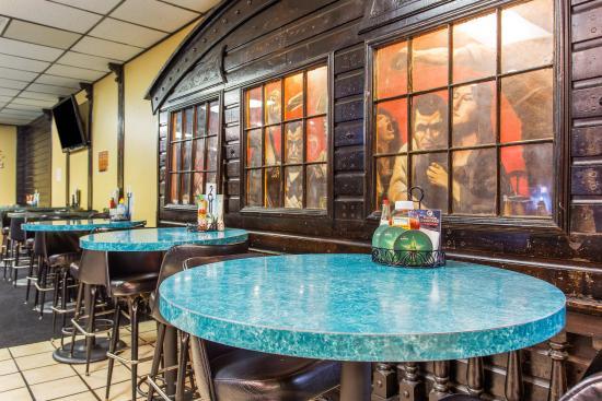 Econo Lodge Conley: Restaurant