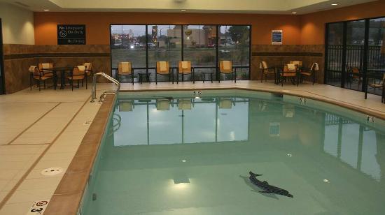 Catoosa, OK:  Pool Area