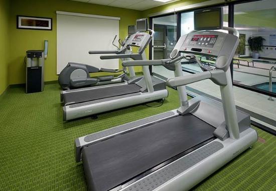 Fairfield Inn & Suites Charlotte Matthews: Fitness Center