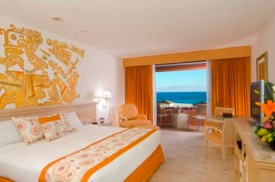 Melia Cabo Real All-Inclusive Beach & Golf Resort: Guest Room