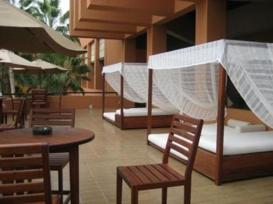 Melia Cabo Real All-Inclusive Beach & Golf Resort: Terrace View