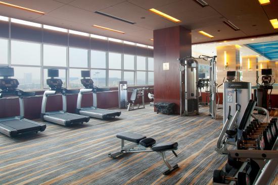 Xiangyang, China: Gym