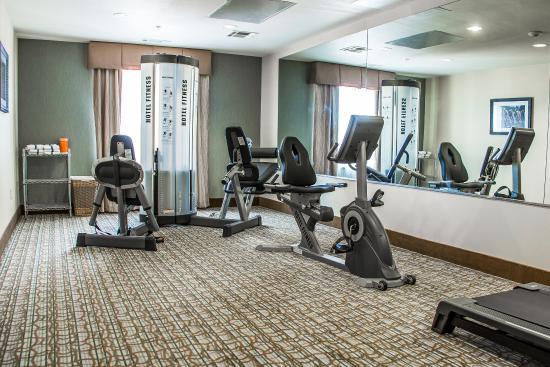 เพอร์รี, โอคลาโฮมา: Fitness