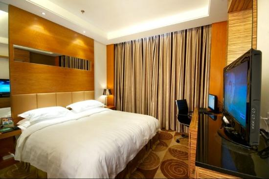 Jinghai County, China: Deluxe King Room