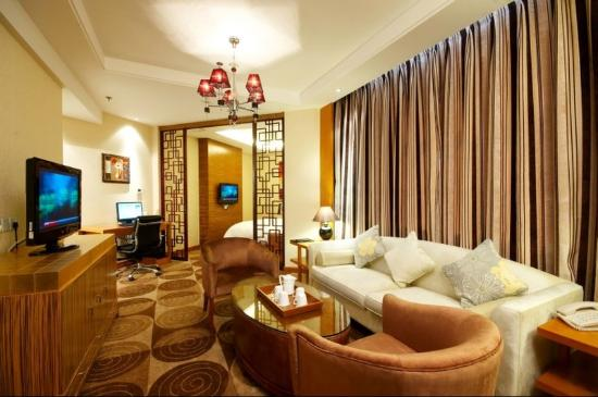 Jinghai County, China: Deluxe Administrative Suite