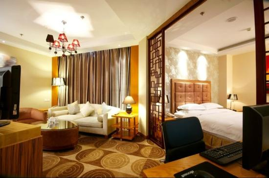 Jinghai County, China: Administrative Suite