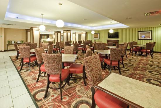 Ridgeland, MS: Holiday Inn Express Signature Express Start Breakfast Bar