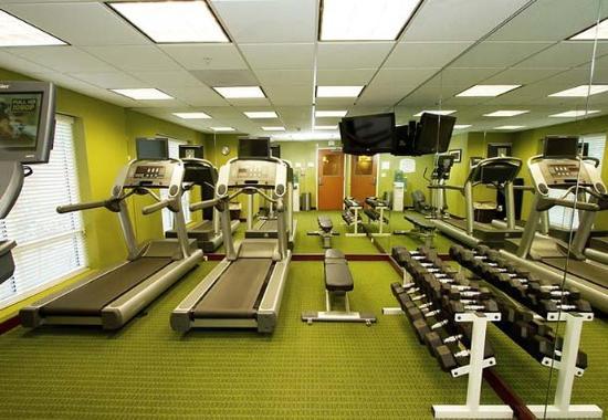 West Covina, Califórnia: Fitness Center
