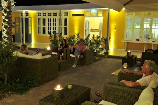 Hotel 't Klooster: sitting area