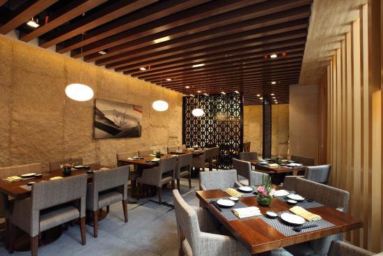 Zhongshan, China: Sansai Japanese Restaurant