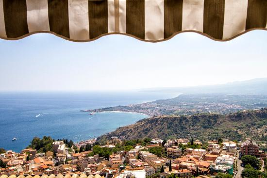 Hotel Villa Ducale: Views from La Villa
