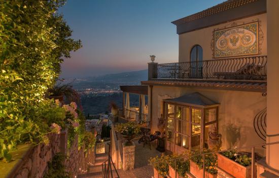 Hotel Villa Ducale: Facade