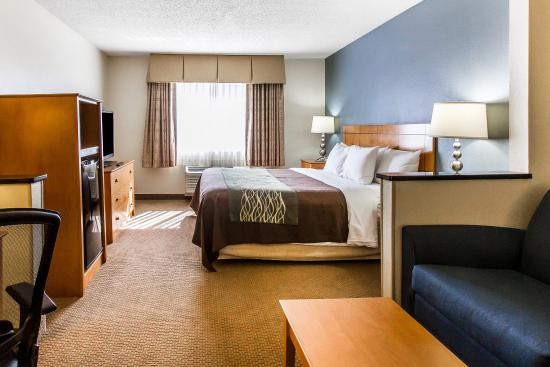 Comfort Inn Oklahoma City: Guest Room