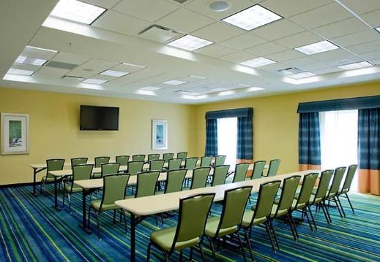 Fairfield Inn & Suites Columbus: Columbus Meeting Room