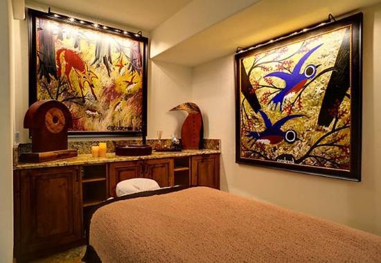 De Beque, Colorado: Homestead Spa Treatment Room