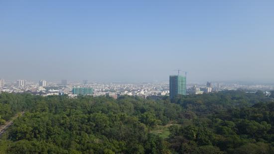 Chengcing Lake : 中興塔からの眺め