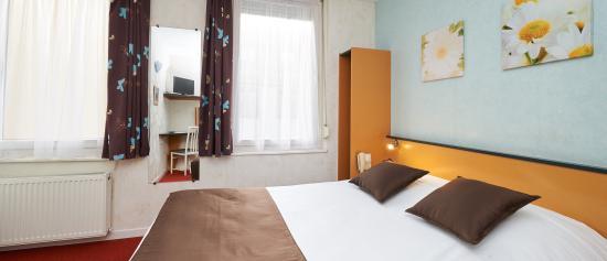 Hotel de l'Ill : une chambre standard