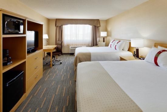 Lethbridge, Canadá: Guest Room