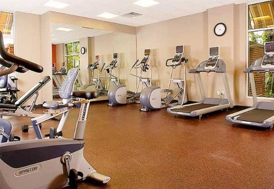 Fairfax, VA: Fitness Center