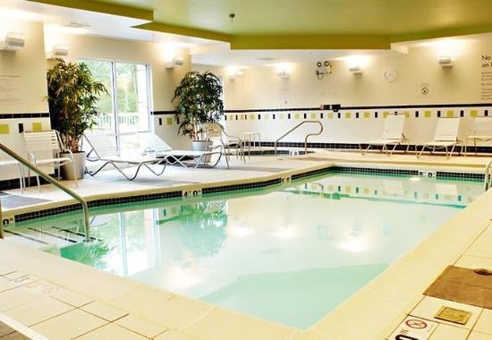 Fairfield Inn & Suites Millville/Vineland: Indoor Pool