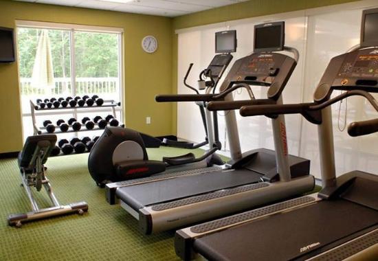 Fairfield Inn & Suites Millville/Vineland: Fitness Center