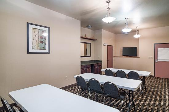 Stanton, TX: Meeting Room