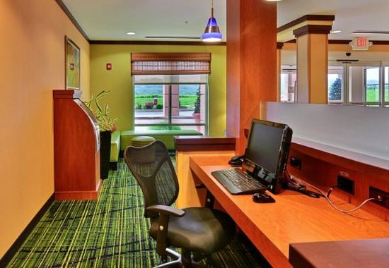 Huntingdon, PA: Business Center