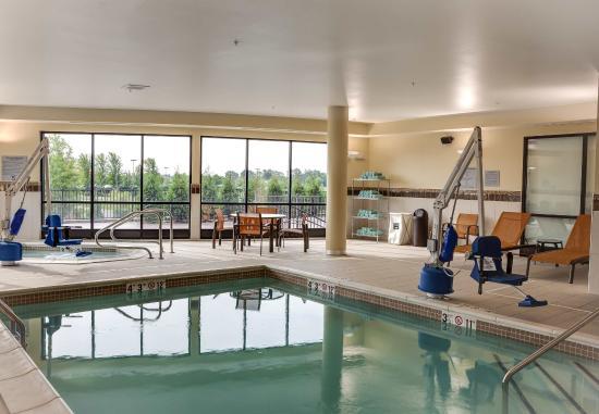 Noblesville, Ιντιάνα: Indoor Pool